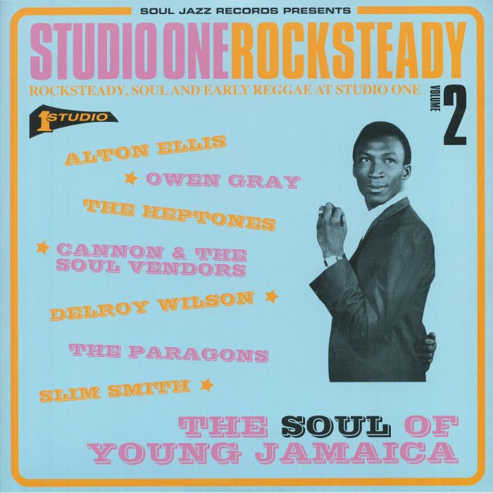 VARIOUS - Studio One Rocksteady Volume 2