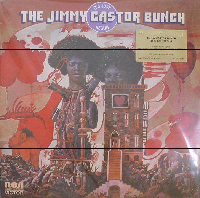 JIMMY CASTOR BUNCH, The - It's Just Begun (reissue)