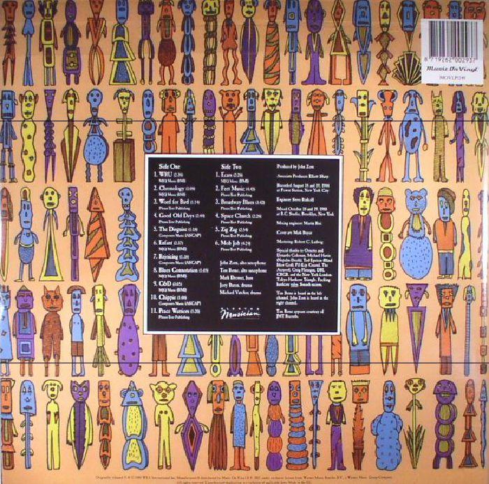 ZORN, John - Spy vs Spy: The Music Of Ornette Coleman (reissue)