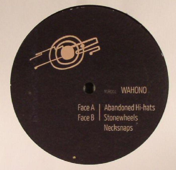 WAHONO - Abandoned Hi Hats