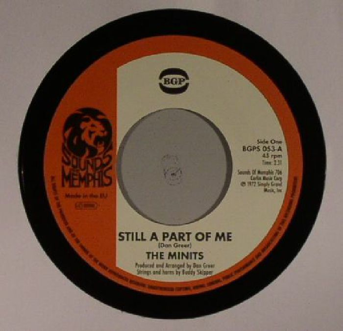 MINITS, The - Still A Part Of Me