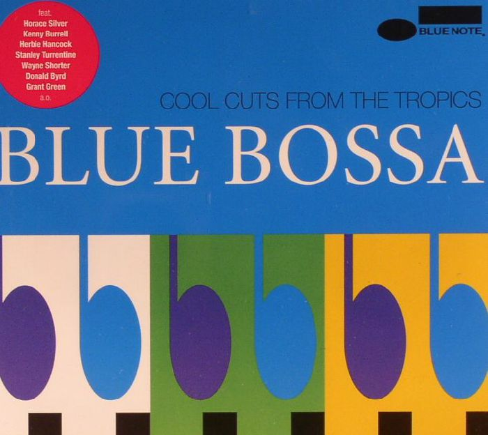 VARIOUS - Blue Bossa: Cool Cuts From The Tropics