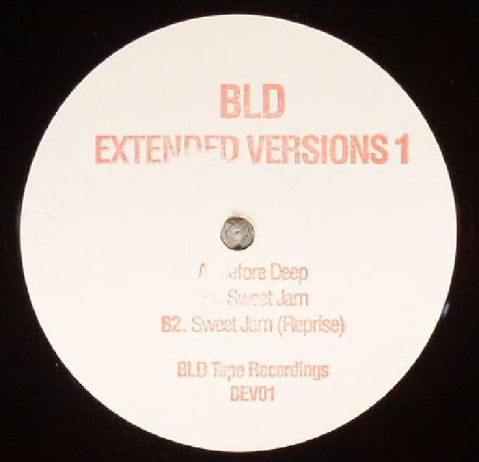 BLD - Extended Versions 1 (repress)