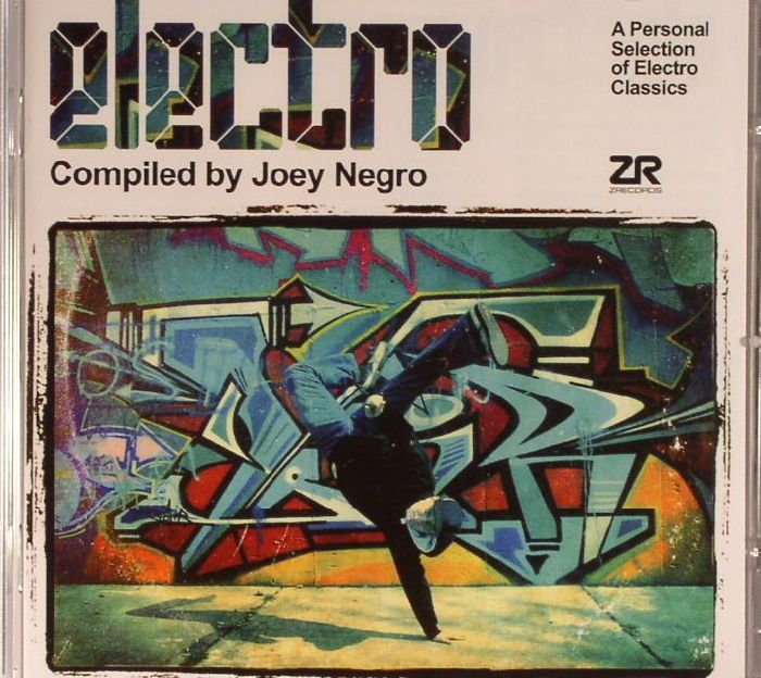 NEGRO, Joey/VARIOUS - Electro: A Personal Selection Of Electro Classics