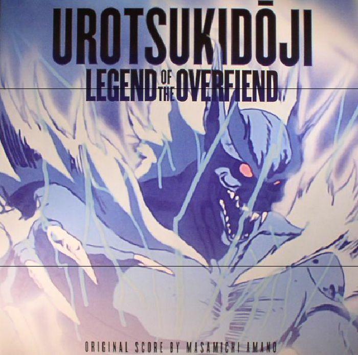 AMANO, Masamichi - Urotsukidoji: Legend Of The Overfiend (Soundtrack)