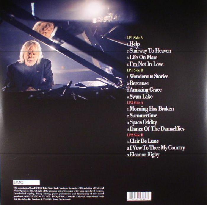 Rick WAKEMAN Piano Portraits vinyl at Juno Records.