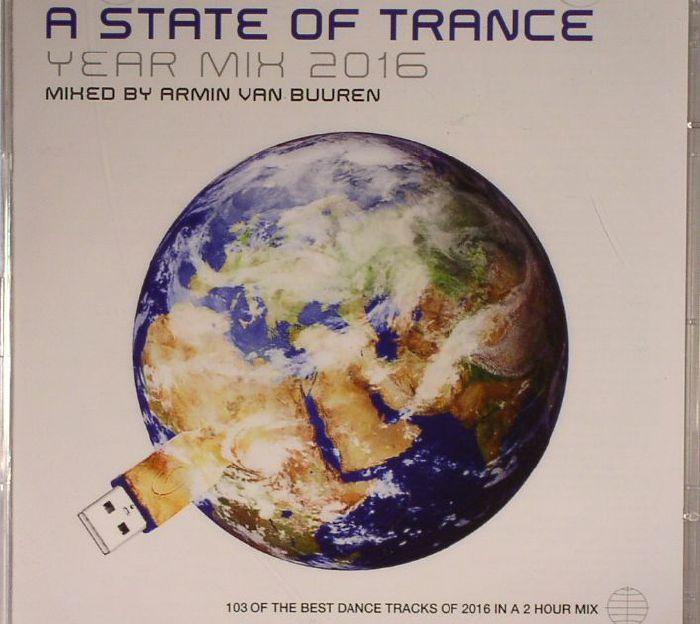 VAN BUUREN, Armin/VARIOUS - A State Of Trance Year Mix 2016