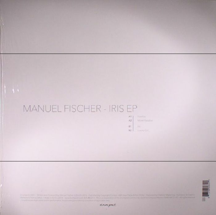 FISCHER, Manuel - Iris EP