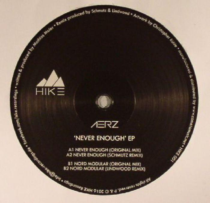 AERZ - Never Enough EP