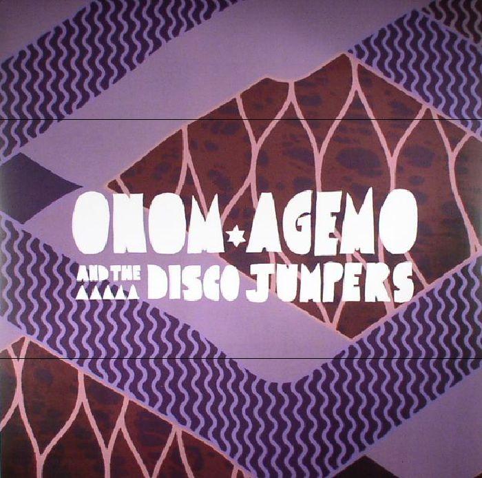 ONOM AGEMO/THE DISCO JUMPERS - Liquid Love