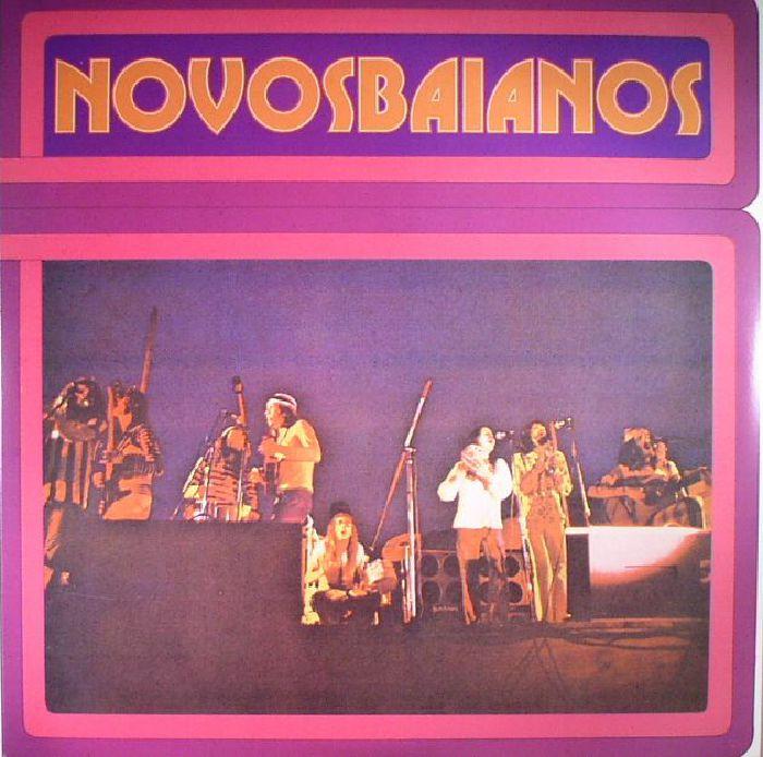 NOVOS BAIANOS - Novos Baianos (remastered)