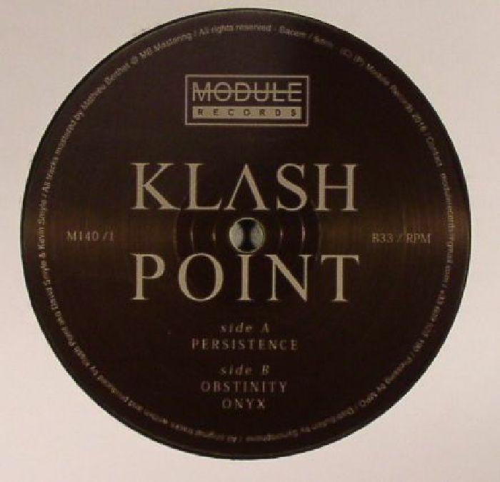 KLASH POINT - Persistence EP
