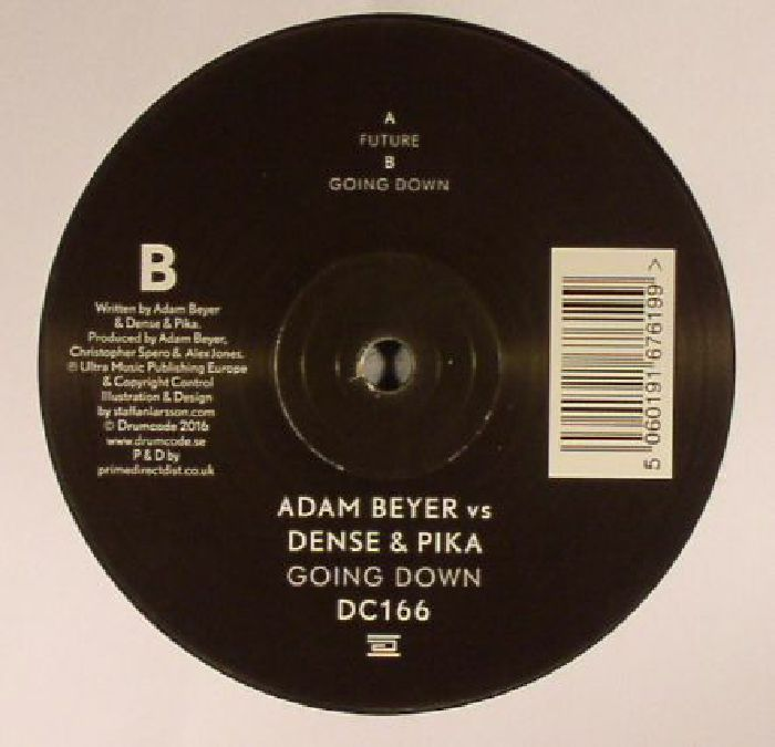 BEYER, Adam vs DENSE & PIKA - Going Down