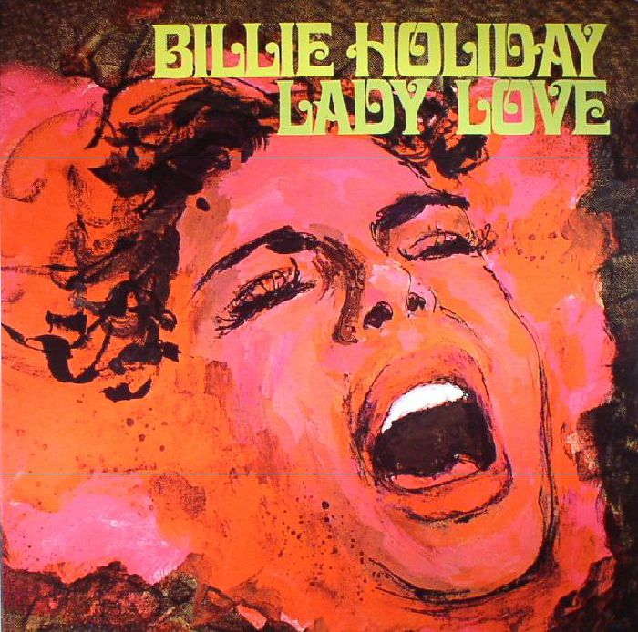 HOLIDAY, Billie - Lady Love (reissue)
