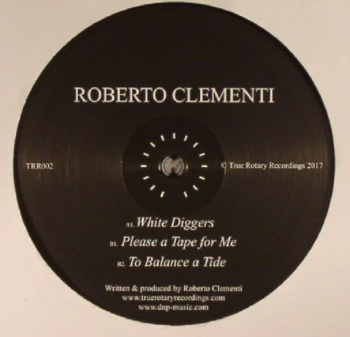 CLEMENTI, Roberto - To Balance A Tide