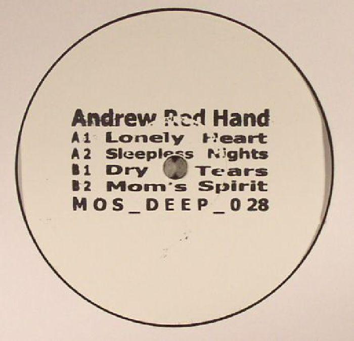 ANDREW RED HAND - Dear Goddess