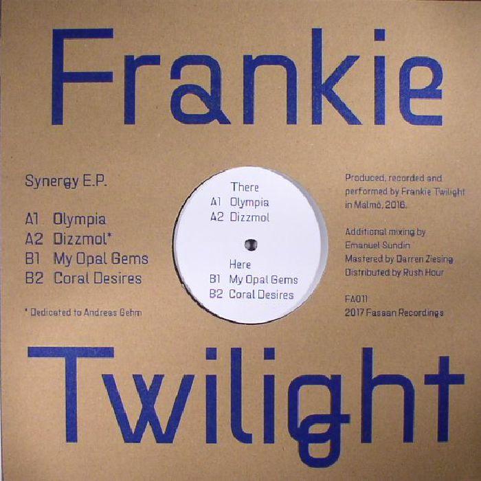 FRANKIE TWILIGHT - Synergy EP