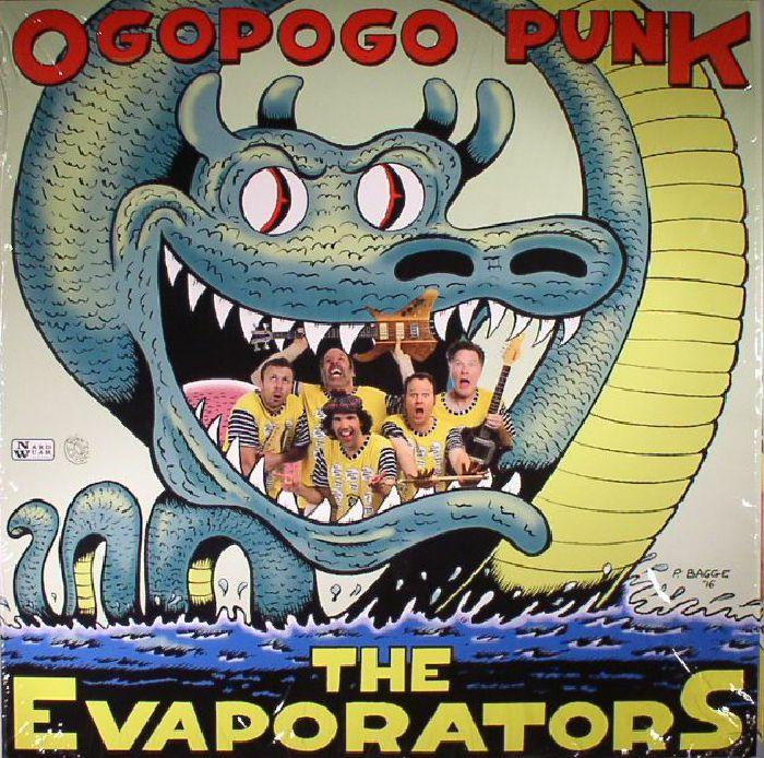 EVAPORATORS, The - Ogopogo Punk