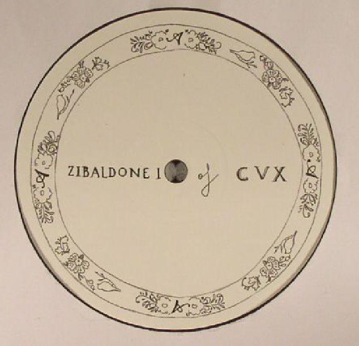 CVX - Zibaldone I Of CVX