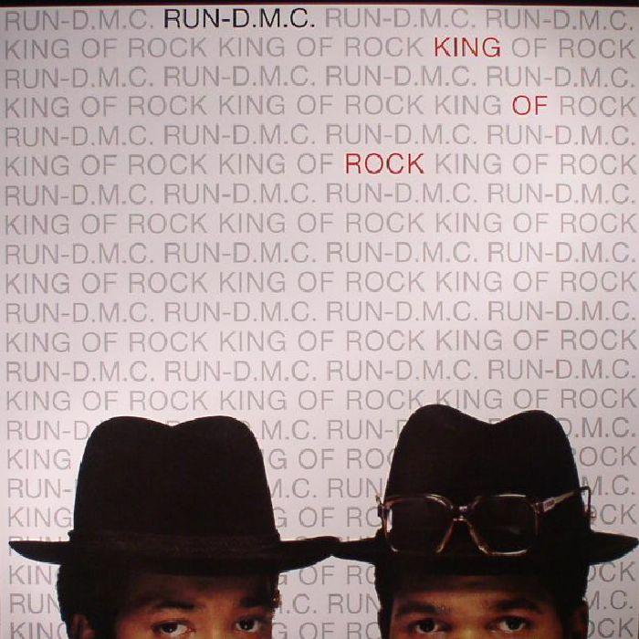 RUN DMC King Of Rock (reissue) vinyl at Juno Records.