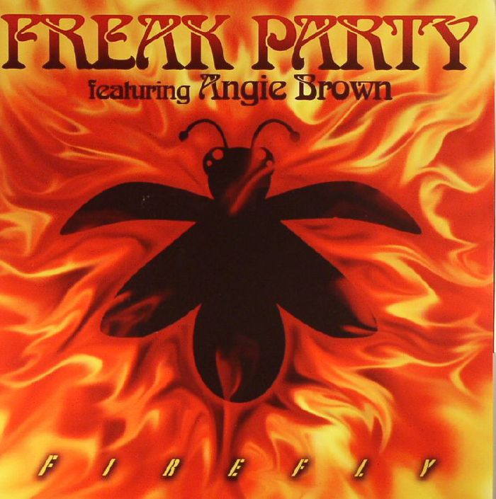 FREAK PARTY feat ANGIE BROWN - Firefly