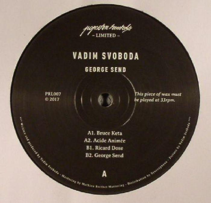 SVOBODA, Vadim - George Send