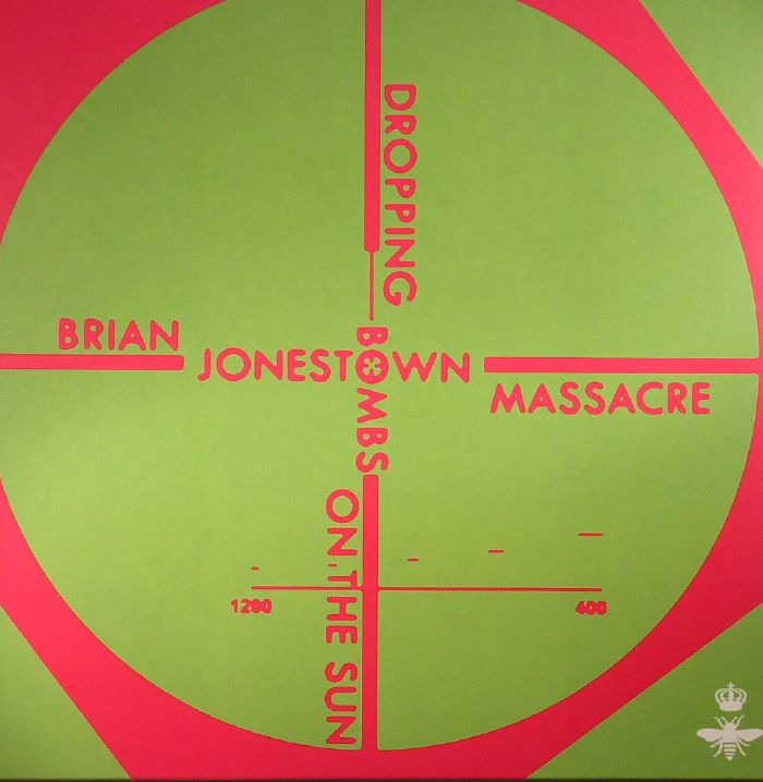 BRIAN JONESTOWN MASSACRE, The - Dropping Bombs On The Sun (UFO Paycheck)
