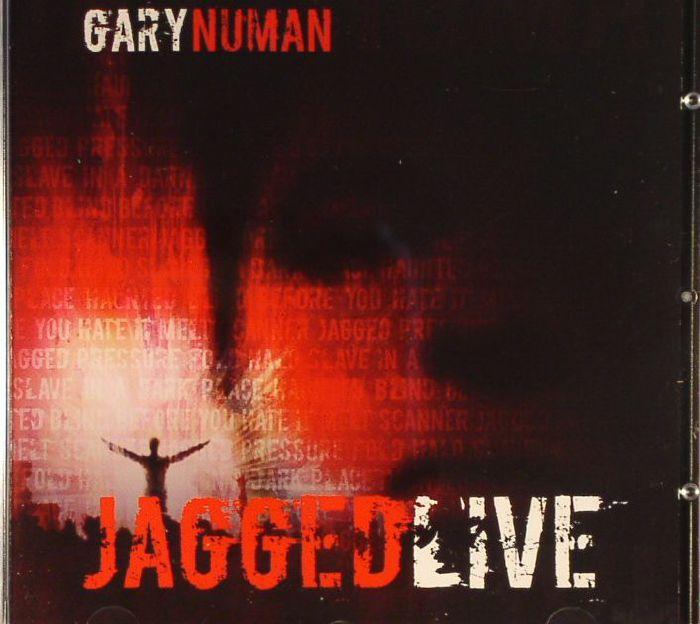 NUMAN, Gary - Jagged Live