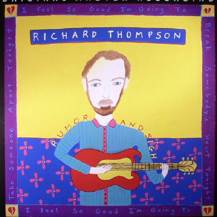 THOMPSON, Richard - Rumor & Sigh (reissue)