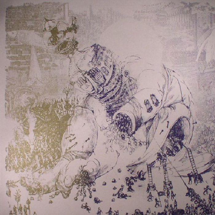 JACK PATTERN - In Obaken Welten EP