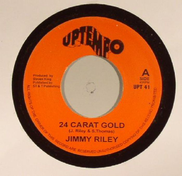 RILEY, Jimmy/BOBBY BLUE - 24 Karat Gold