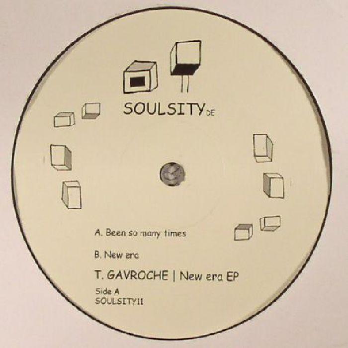 GAVROCHE, T - New Era EP