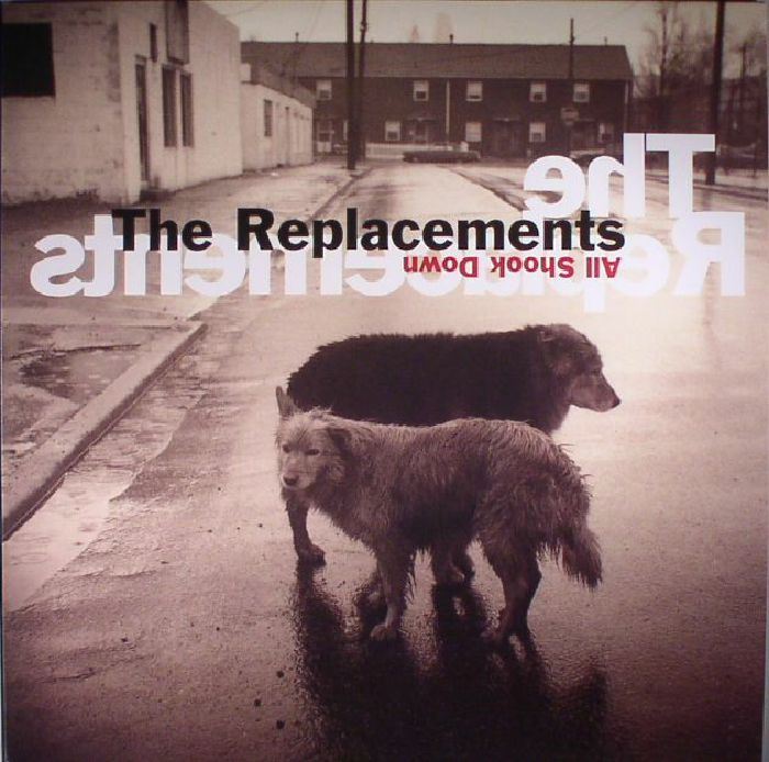 REPLACEMENTS, The - All Shook Down (reissue)