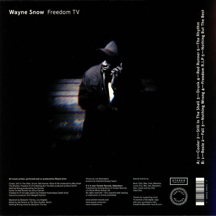 SNOW, Wayne - Freedom TV