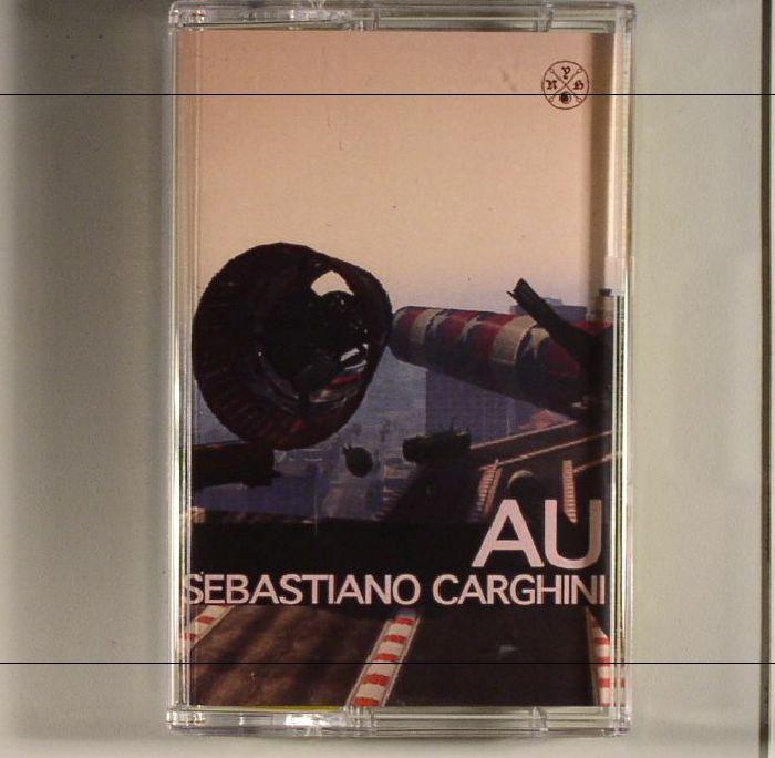 CARGHINI, Sebastiano - Au