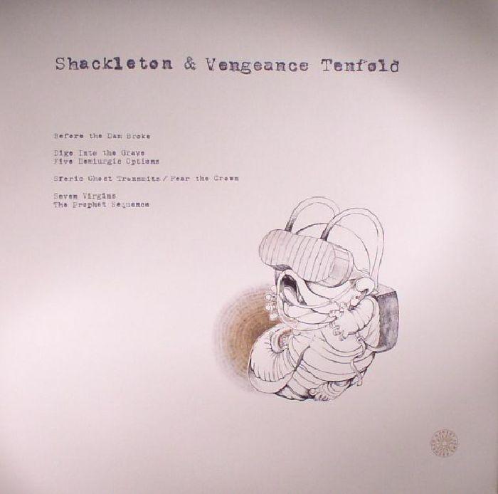 SHACKLETON/VENGEANCE TENFOLD - Sferic Ghost Transmits