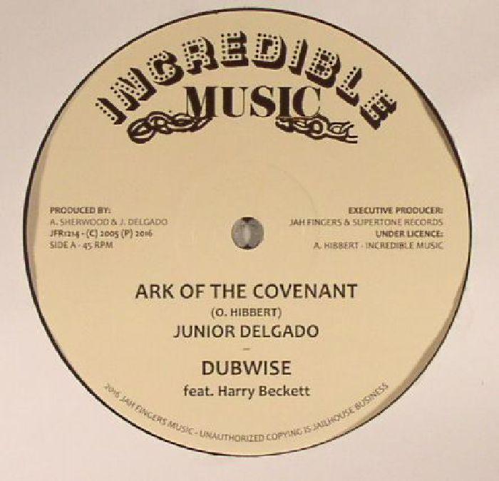 JUNIOR DELGADO - Ark Of The Covenant