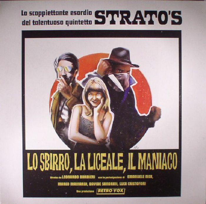 STRATO'S - Lo Sbirro La Liceale Il Maniaco