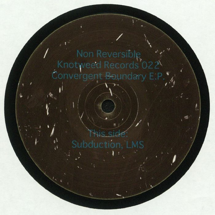 NON REVERSIBLE - Convergent Boundary EP