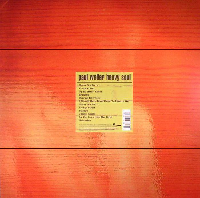 WELLER, Paul - Heavy Soul (reissue)