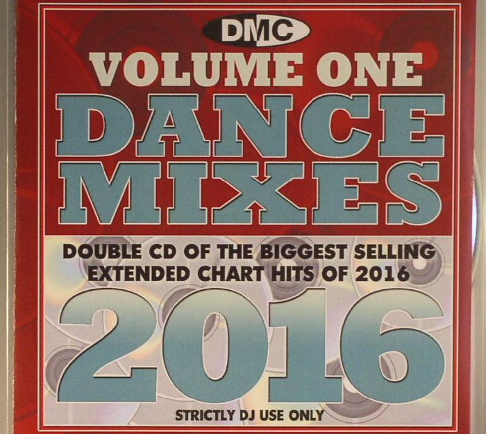 VARIOUS - Dance Mixes 2016 Volume One (Strictly DJ Only)