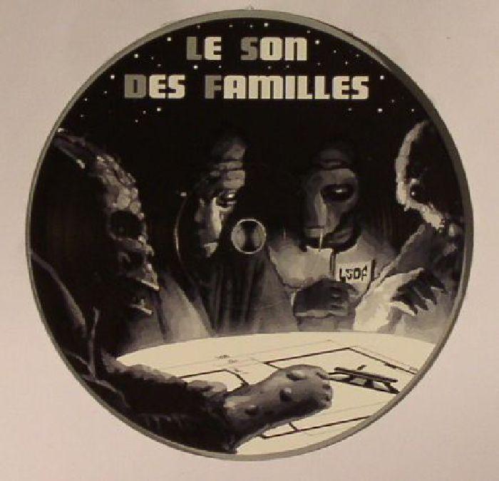 INTERFACE 68/DIABLO - Le Son Du Futur/Le Sourire Double Face Vol 2