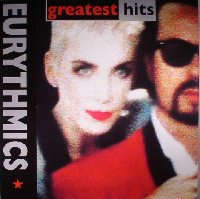 EURYTHMICS - Greatest Hits (reissue)