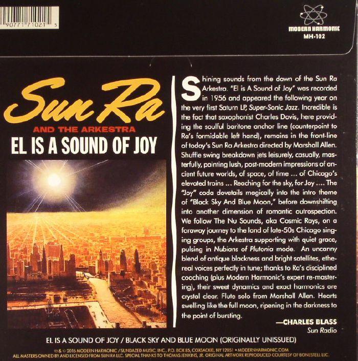 SUN RA & THE ARKESTRA - El Is A Sound Of Joy
