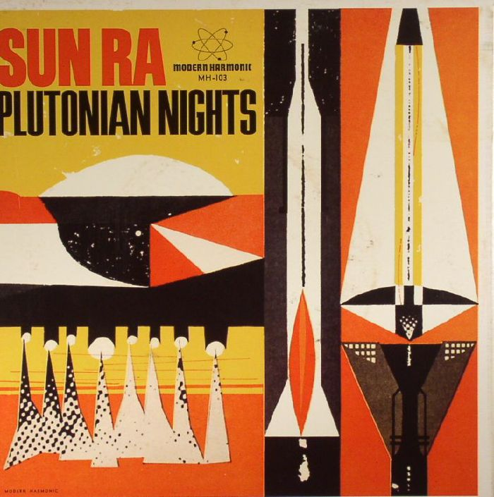 SUN RA - Plutonian Nights