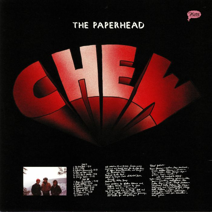PAPERHEAD, The - Chew