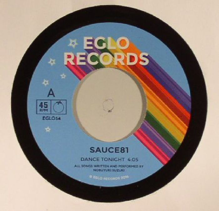 SAUCE81 - Dance Tonight