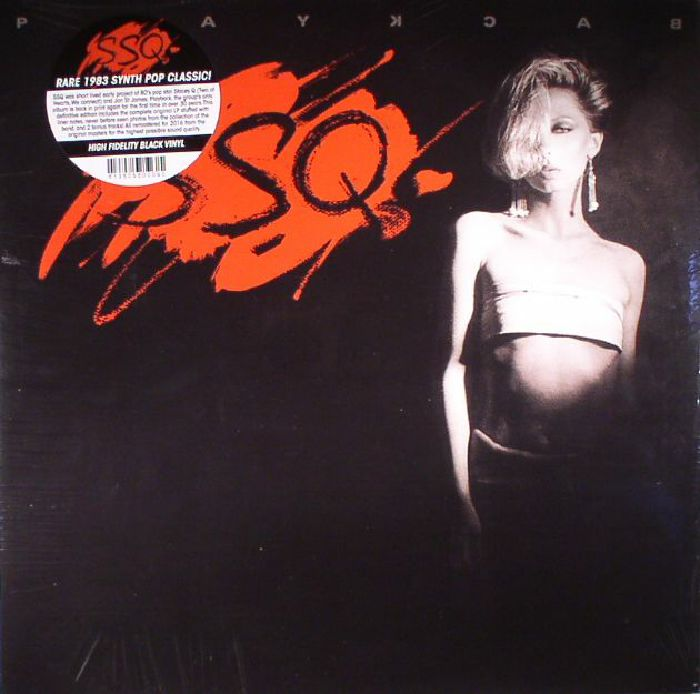 SSQ - Playback (reissue)