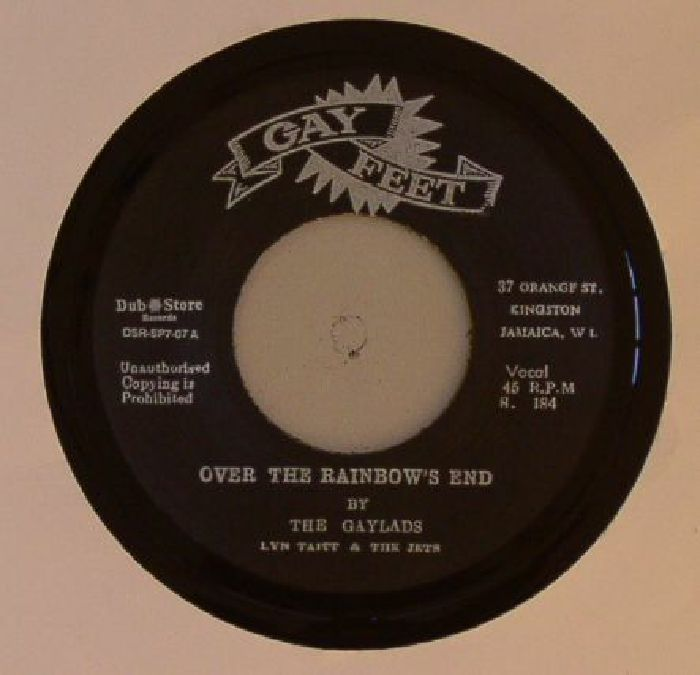 GAYLADS, The/LYN TAITT & THE JETS/LESLIE BUTLER - Over The Rainbow's End