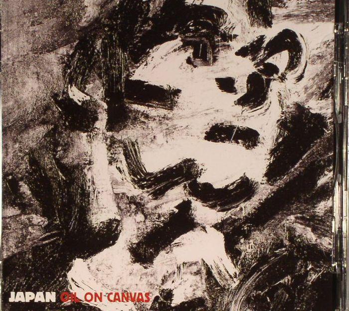 JAPAN - Oil On Canvas